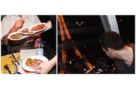 Paris insolite : Déjeuner et visite guidée en bus-restaurant